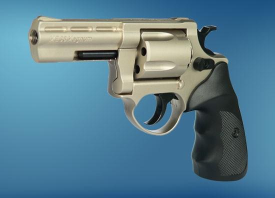 Schreckschussrevolver, ME 38 Magnum, Kal..380 / 9 mm R Knall
