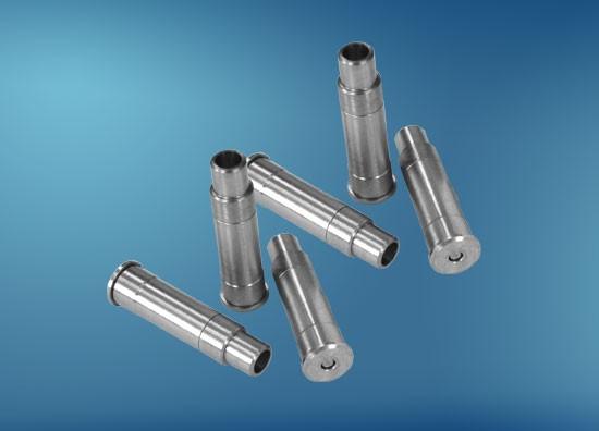 Zubehör ME Druckluftwaffen, Druckluftpatronen (Stahl) für Kal. .22 (5,5 mm)
