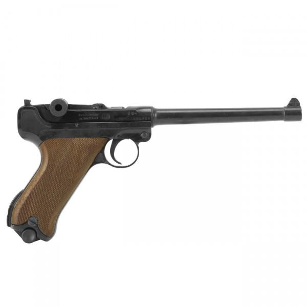 ME Mod. P 04, Kal. 9mm P.A. Knall, schwarz