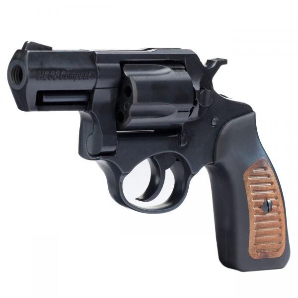 ME 38 Compact, Kal. .380 / 9 mm R Knall, schwarz brüniert
