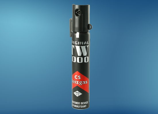 TW1000 Top-Hit CS 40 ml, Abwehrspray mit Clip