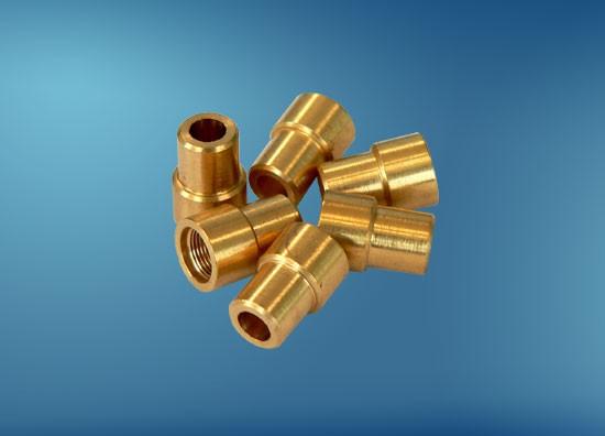 Zubehör ME Druckluftwaffen, Geschosskappen (Messing) für Kal. .22 (5,5 mm)