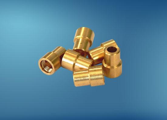 Zubehör ME Druckluftwaffen, Geschosskappen (Messing) für Kal. .177 (4,5 mm)