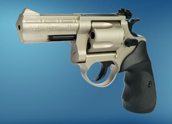 Druckluftrevolver, ME 38 Magnum 4,5D, Kal. .177 (4,5 mm) Air