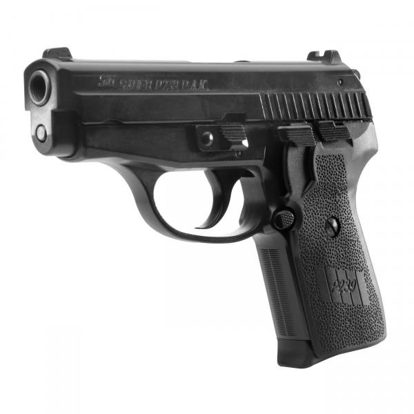 Sig Sauer P239, Kal. 9 mm P.A. Knall, schwarz brüniert