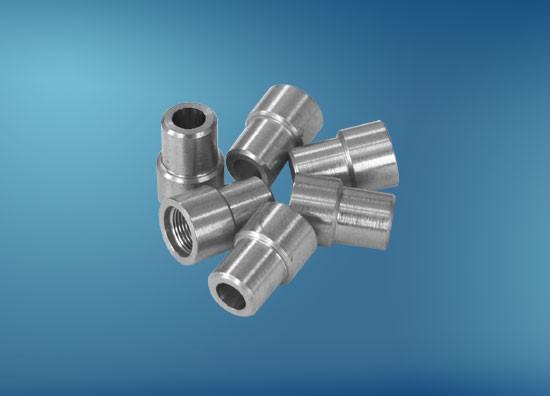 Zubehör ME Druckluftwaffen, Geschosskappen (Stahl) für Kal. .22 (5,5 mm)