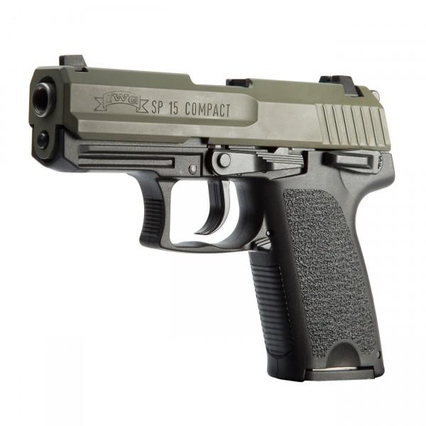 IWG SP 15 Compact, oliv